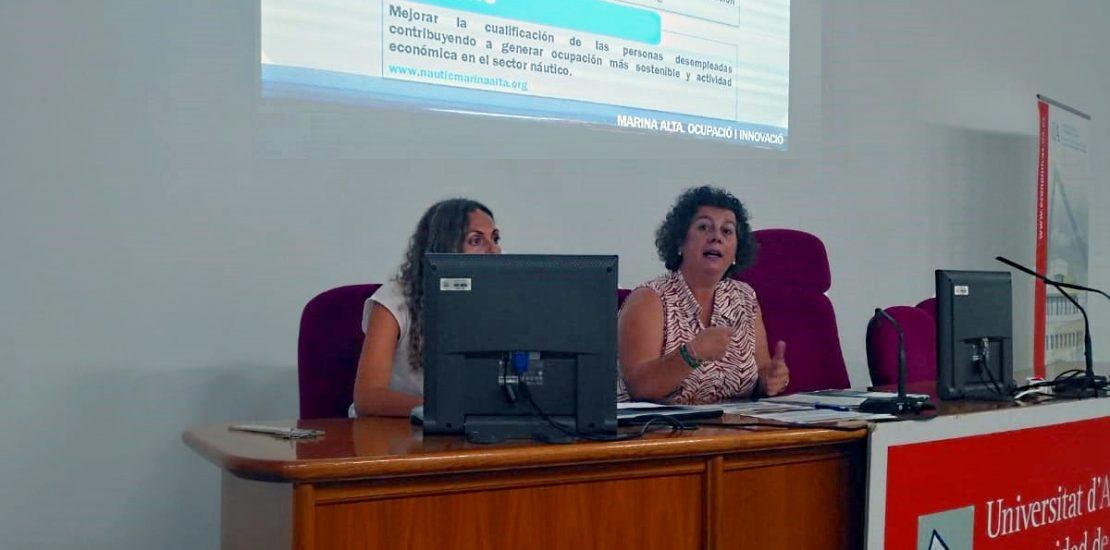 Creama Universidad Pactos Territoriales por el Empleo de Alicante