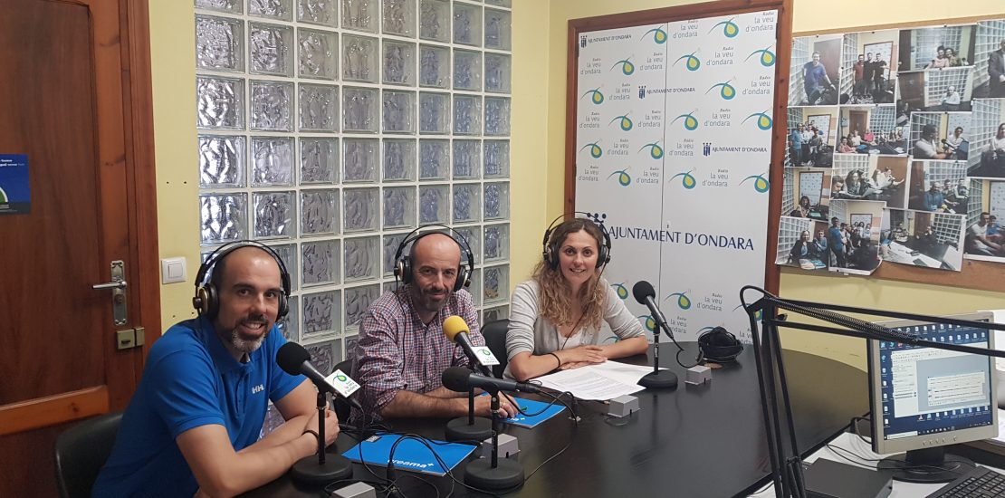 Imagen nota prensa entrevista La Veu d'Ondara