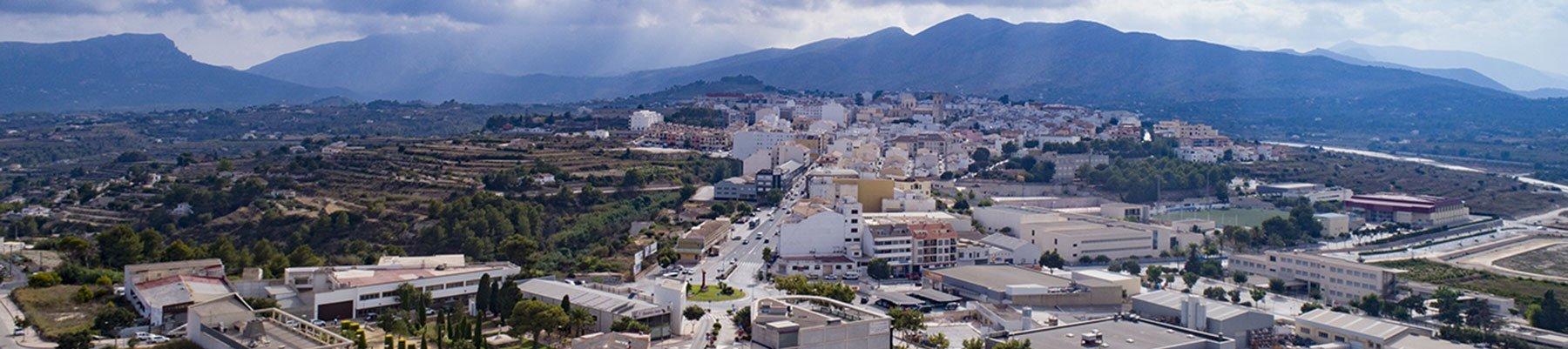 Información Socioeconómica y Laboral del Municipio de Benissa