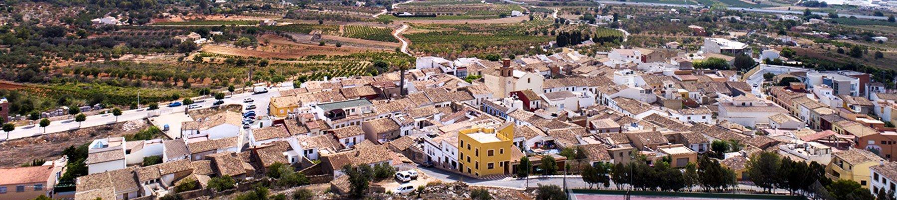 Información Socioeconómica y Laboral del Municipio de Senija