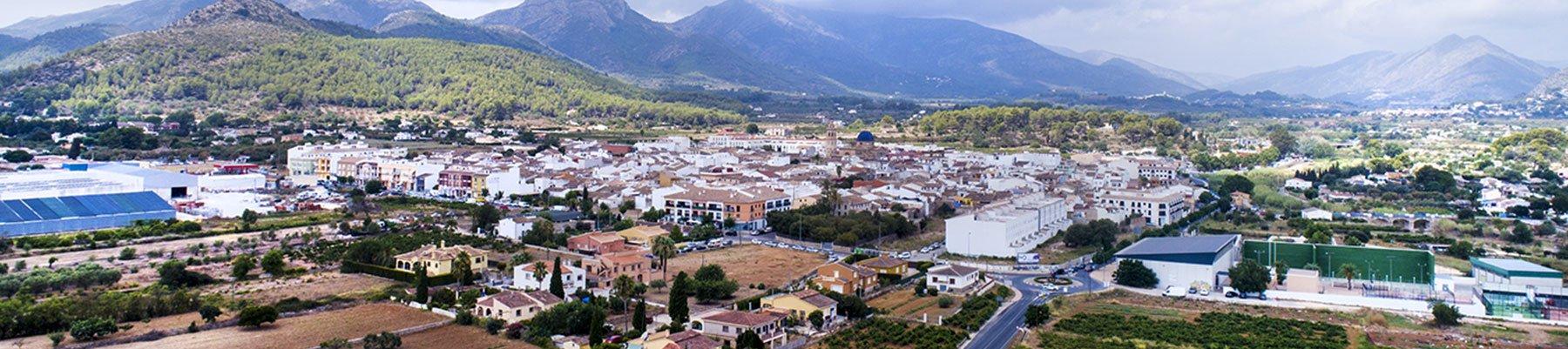 Información Socioeconómica y Laboral del Municipio de Xaló