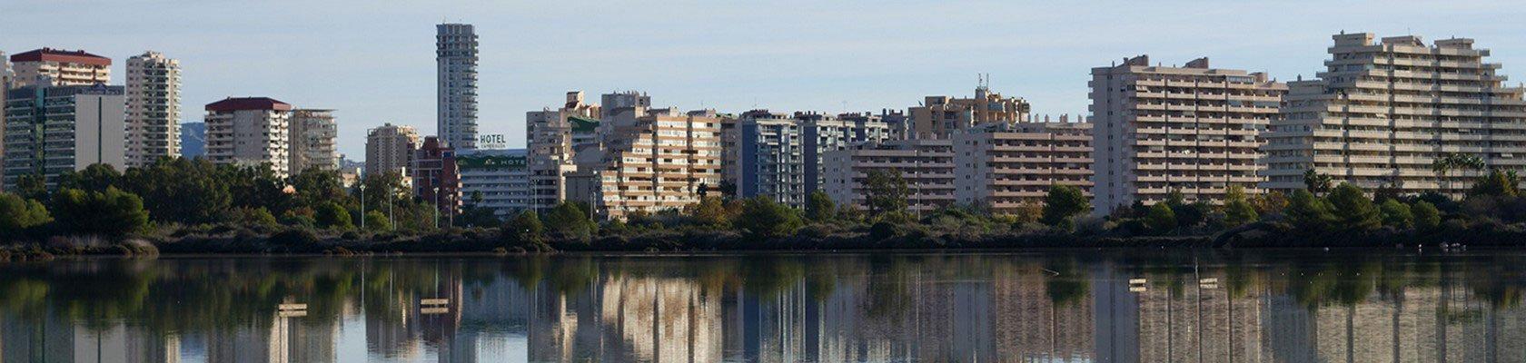 Construcción y vivienda en la Marina Alta
