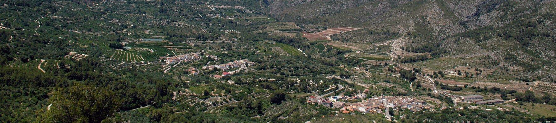 Información Socioeconómica y Laboral del Municipio de La Vall de Gallinera