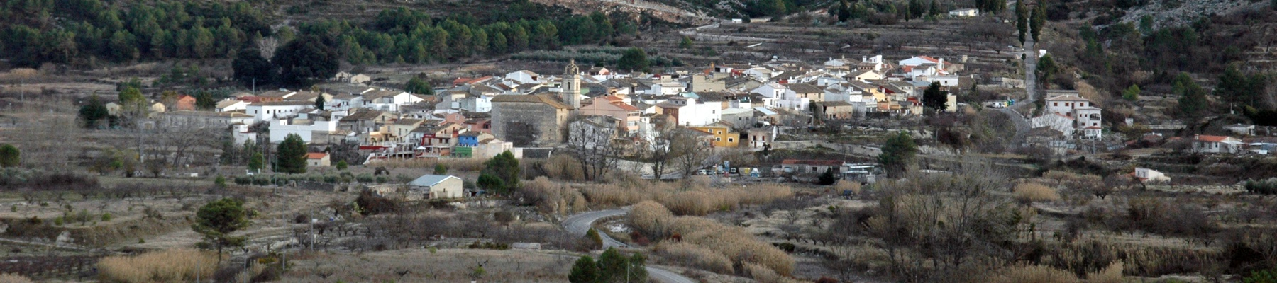 Información Socioeconómica y Laboral del Municipio de La Vall d'Ebo