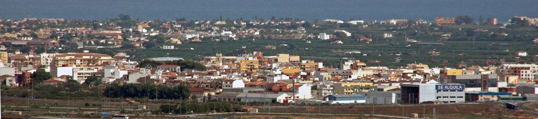 Información Socioeconómica y Laboral del Municipio de Ondara