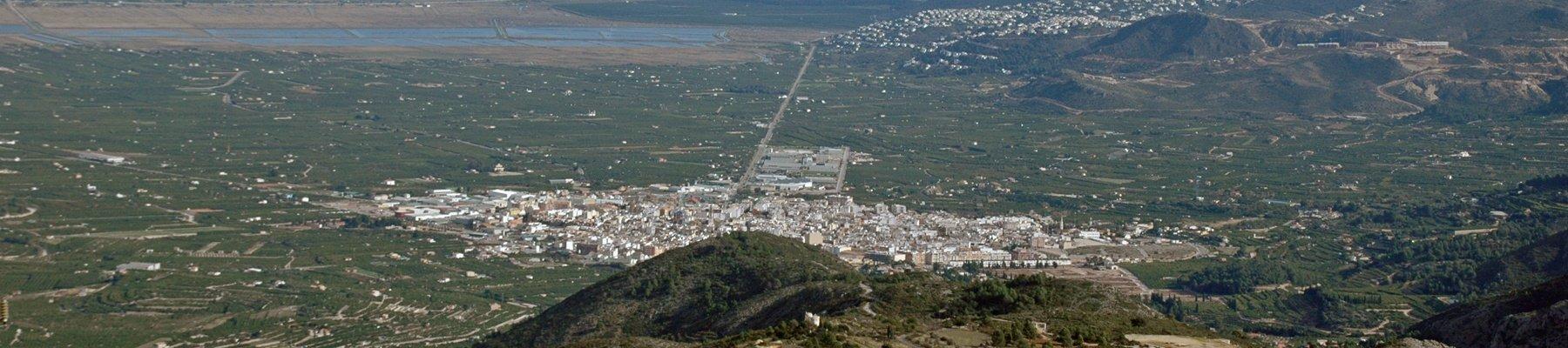 Información Socioeconómica y Laboral del Municipio de Pego