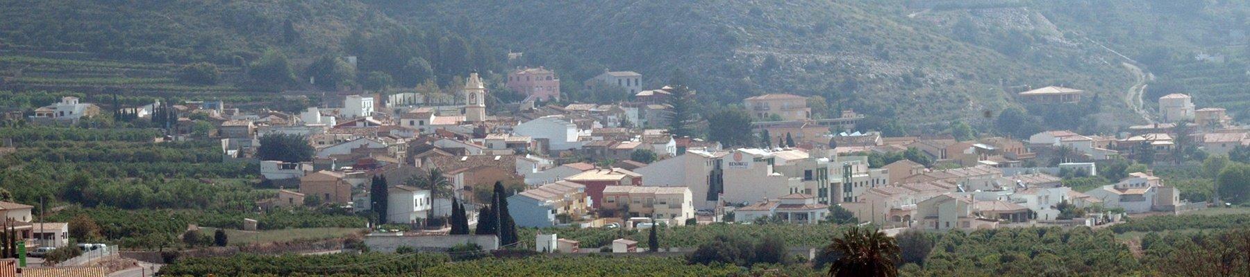 Información Socioeconómica y Laboral del Municipio de Benimeli
